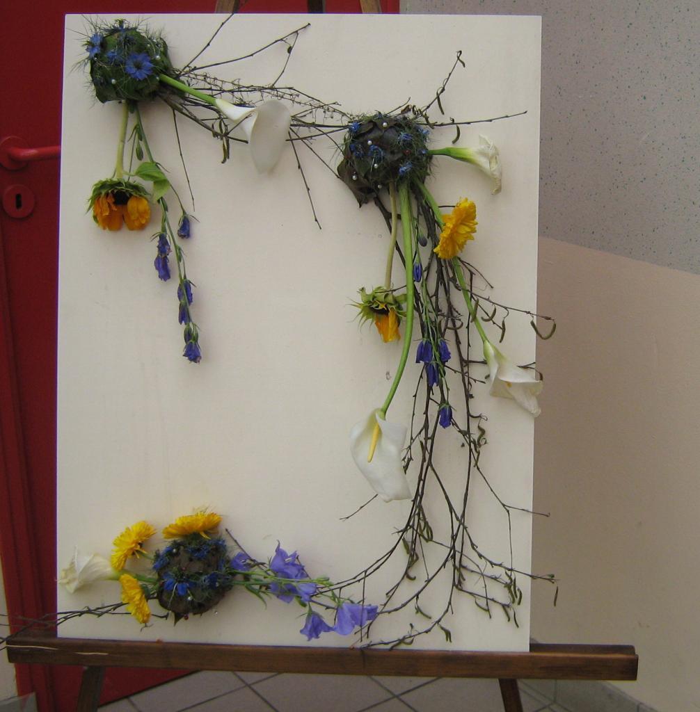 composition florale martine le moigne