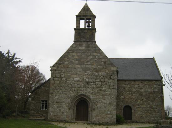chapelle kermaria an lan