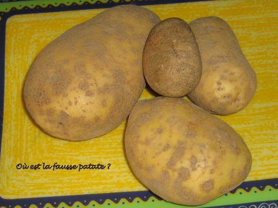 la fausse patate