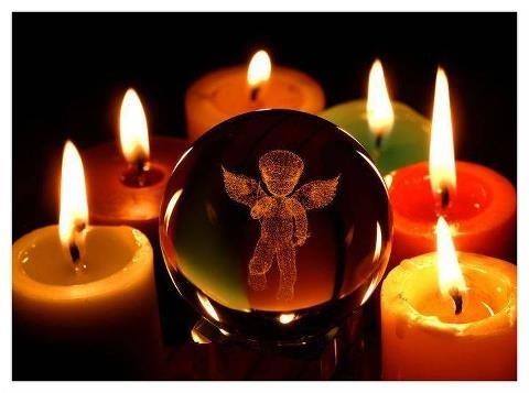 Bougies bougies boule ange img