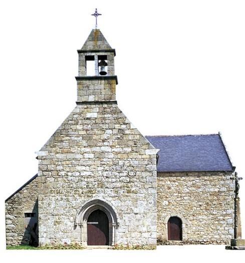 Chapelle de kermaria an lan squiffiec