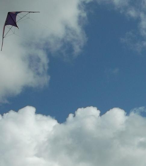 Dscf183cerfvolant dans les nuages