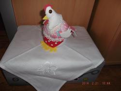 Jonquilles coq et poules 13 03 2014 017