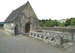 Mausolee de lady mond belle isle en terre